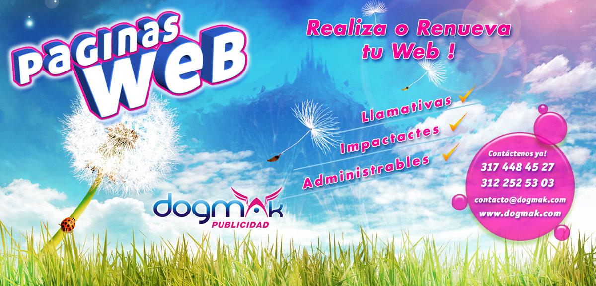 Paginas Webs Administrables Pymes Cali
