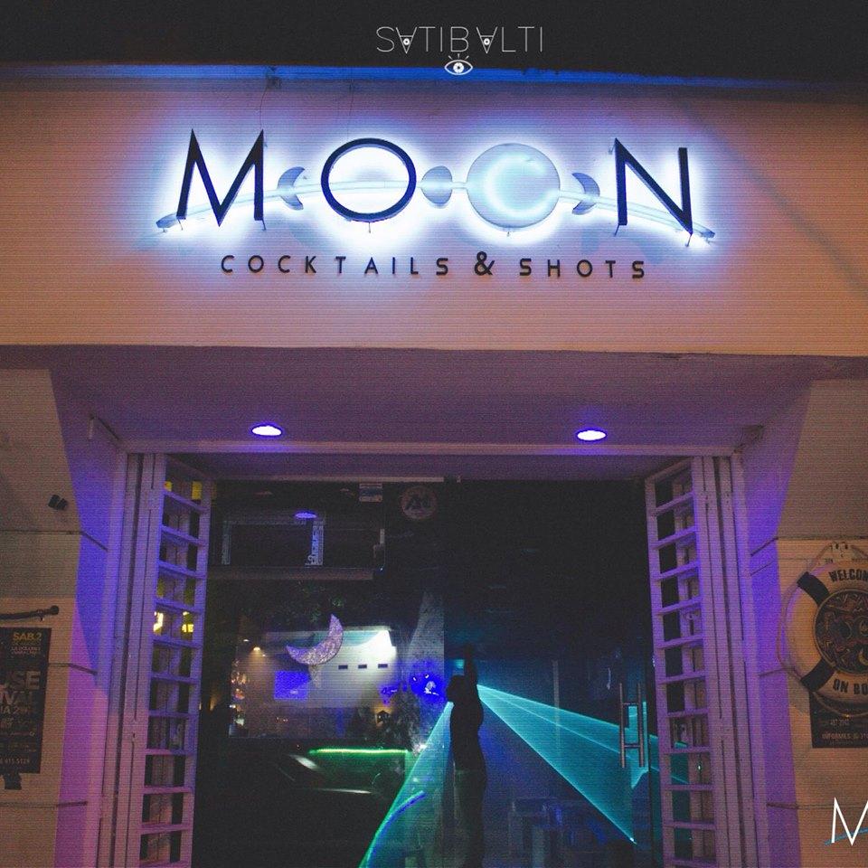 Discoteca Moon Cocktails