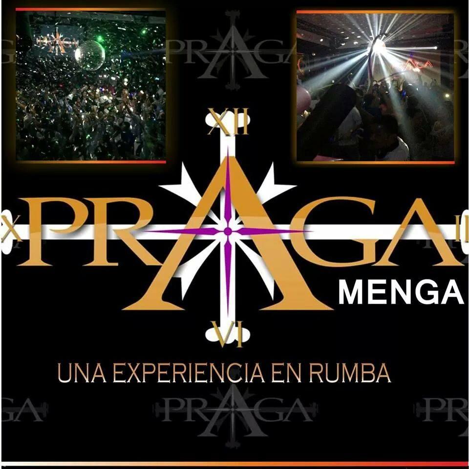 Discoteca Club Praga Menga