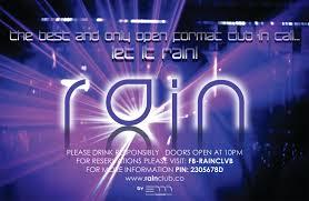 discoteca norte cali rain club