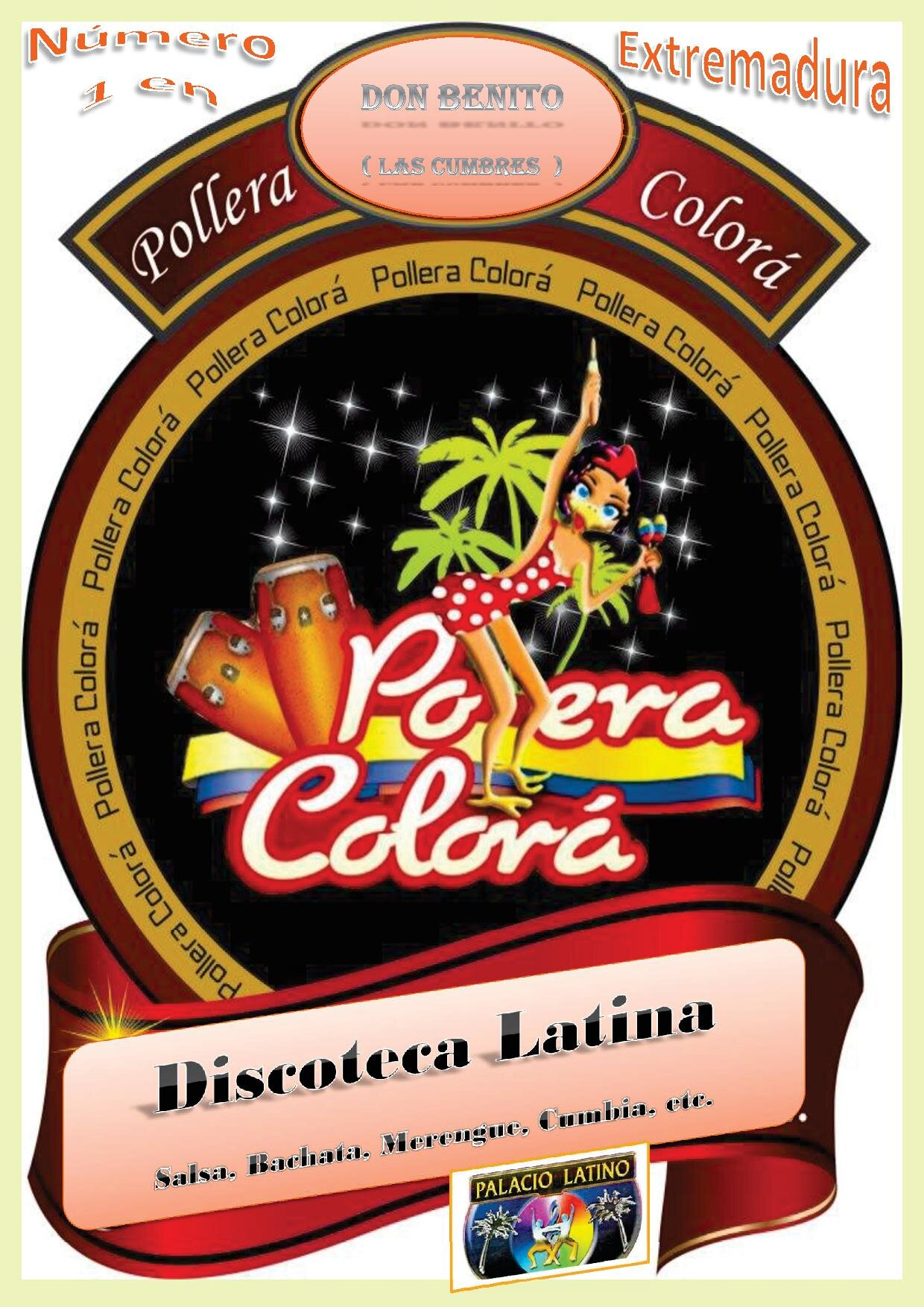 Discoteca Pollera Colora