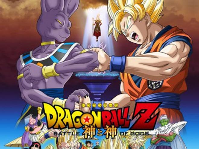 Pelicula Dragon Ball Z La Batalla de los Dioses