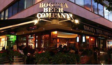 Bar Bogota Beer Company