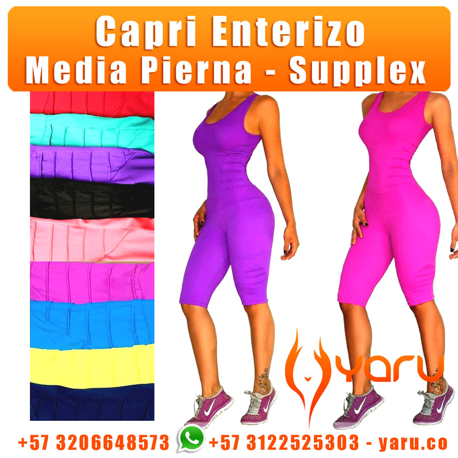 6026f84d12fb1 Body Supplex Enterizo Sublimado · YARU fabrica de ropa Colombiana ...
