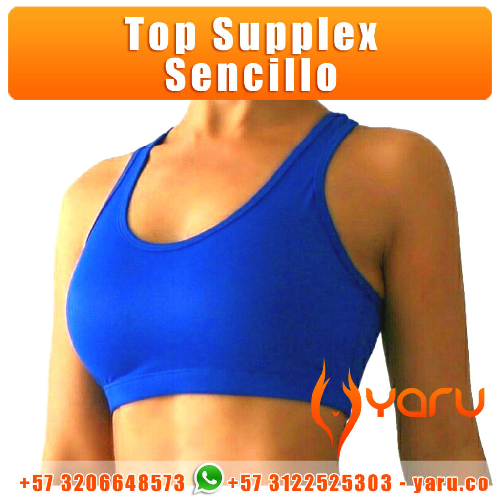 Top Supplex Deportivo